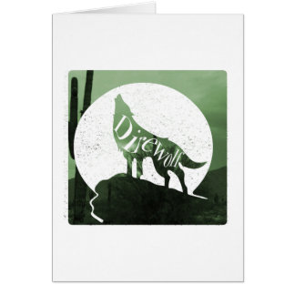 Greeting Card, Standard white envelopes included D Card