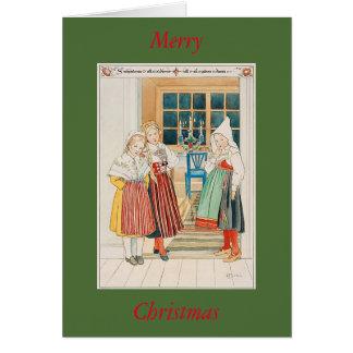 Greeting Card - Swedish Christmas
