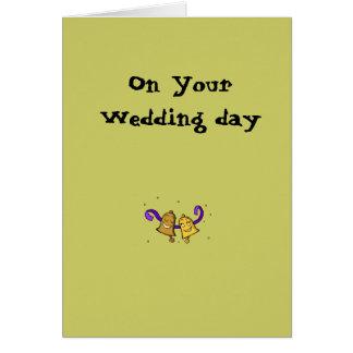 GREETING CARD(WEDDING)