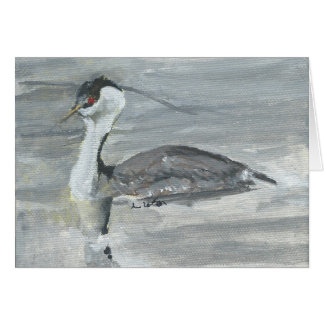 "Greeting Cards ""Humboldt Bay Duck"" by Amber Larsen"