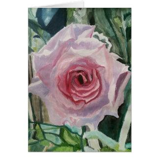 "Greeting Cards ""Romantic Rose"" by Amber Larsen"