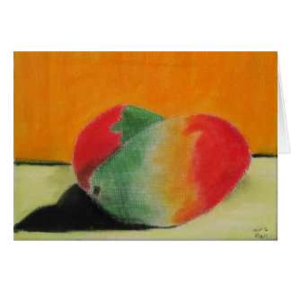 """Greeting Cards with """"Mangoes"""" by Amber Larsen"""