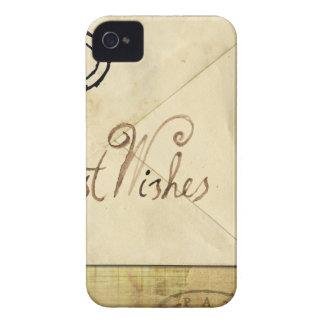 Greeting iPhone 4 Case-Mate Cases