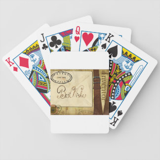 Greeting Poker Deck
