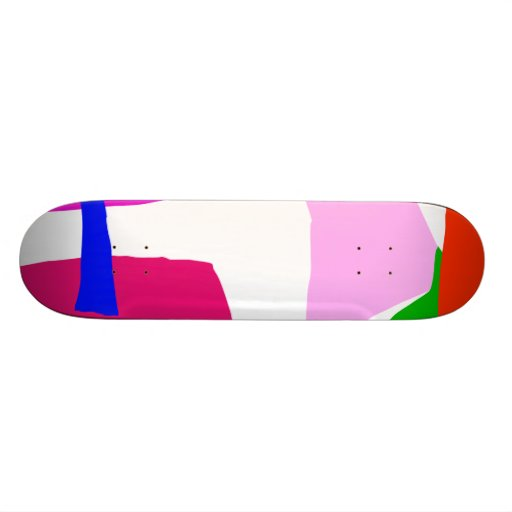 Greeting Skateboard Decks