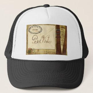 Greeting Trucker Hat