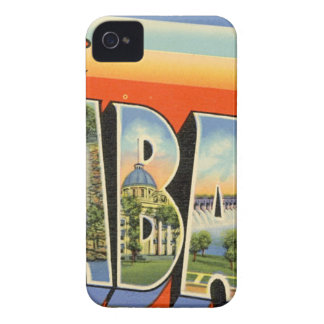 Greetings From Alabama iPhone 4 Covers