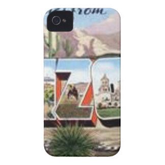 Greetings from Arizona iPhone 4 Case