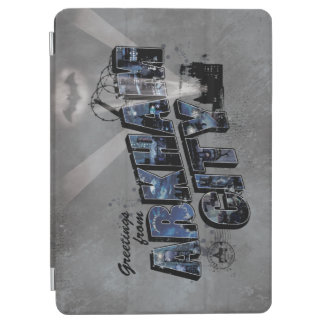 Greetings from Arkham City 2 iPad Air Cover