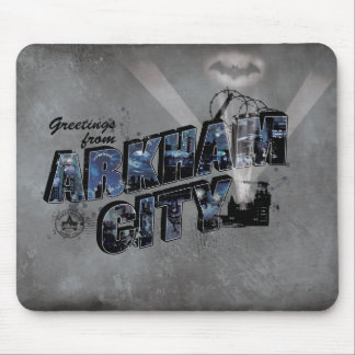 Greetings from Arkham City 2 Mouse Pad