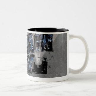Greetings from Arkham City 2 Coffee Mug