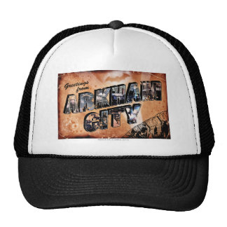 Greetings from Arkham City Hat