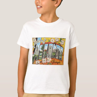Greetings From Atlanta Georgia T-Shirt