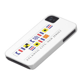 Greetings from Atlantic City iPhone 4 Case-Mate Cases
