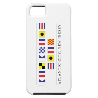 Greetings from Atlantic City iPhone 5 Cover