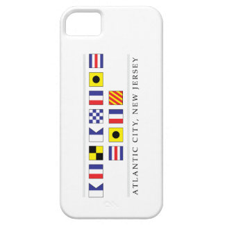 Greetings from Atlantic City iPhone 5 Covers