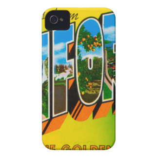 Greetings From California iPhone 4 Case