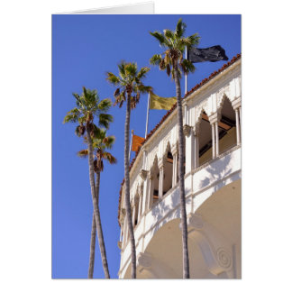 Greetings from Catalina Island by Chartier Card