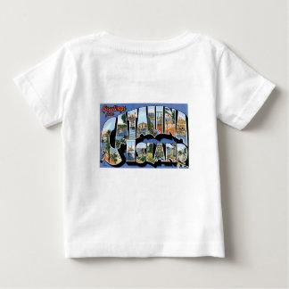 Greetings from Catalina Island, California! Baby T-Shirt