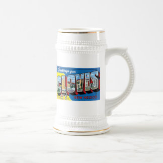 Greetings from Clovis, New Mexico Coffee Mug