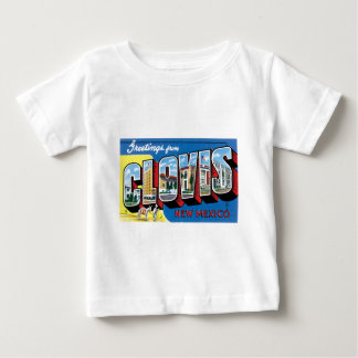 Greetings from Clovis, New Mexico! T-shirts