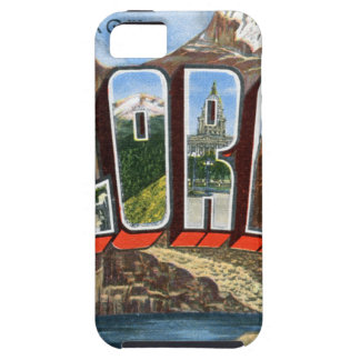 Greetings From Colorado Case For The iPhone 5
