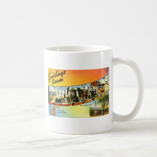 Greetings From Delaware Coffee Mug