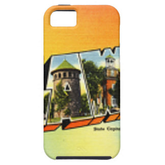 Greetings From Delaware iPhone 5 Covers