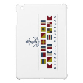 Greetings from Detroit iPad Mini Cases
