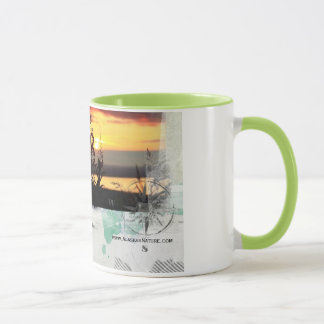 Greetings from Eagle River, Alaska Mug
