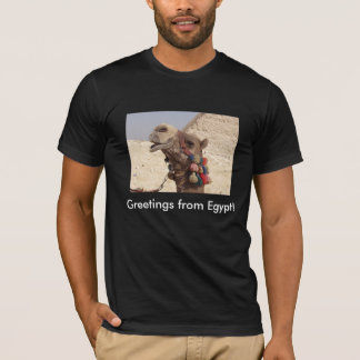 Greetings from Egypt! T-Shirt