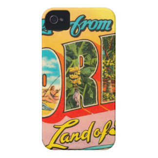 Greetings From Florida iPhone 4 Case