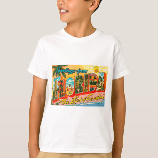 Greetings From Florida T-Shirt