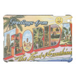 """Greetings From Florida """"The Land Of Sunshine"""", Vin iPad Mini Cases"""