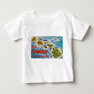 Greetings From Hawaii Baby T-Shirt