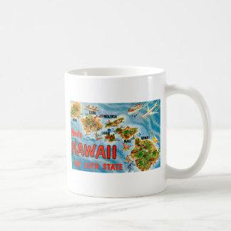 Greetings From Hawaii Coffee Mug