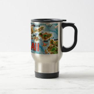 Greetings From Hawaii Travel Mug