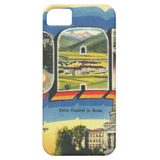 Greetings from Idaho Barely There iPhone 5 Case