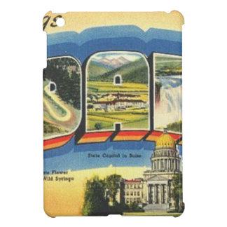 Greetings from Idaho iPad Mini Covers