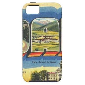 Greetings from Idaho iPhone 5 Cover