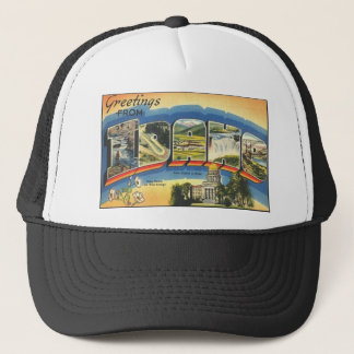 Greetings from Idaho Trucker Hat