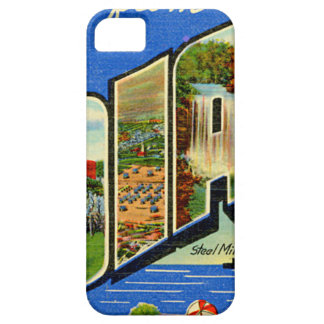 Greetings From Indiana Case For The iPhone 5