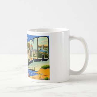 Greetings From Indiana Coffee Mug
