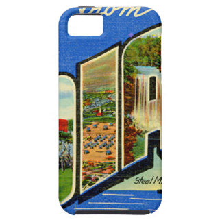 Greetings From Indiana iPhone 5 Case
