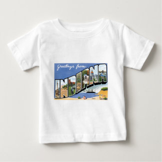 Greetings from Indiana! Tee Shirts