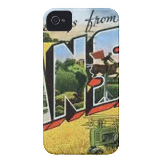 Greetings from Kansas iPhone 4 Case