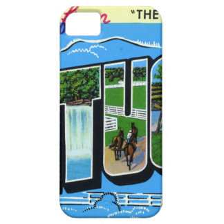 Greetings From Kentucky Barely There iPhone 5 Case