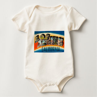 Greetings From Los Angeles Baby Bodysuit