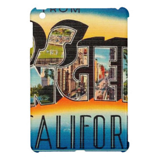 Greetings From Los Angeles Cover For The iPad Mini