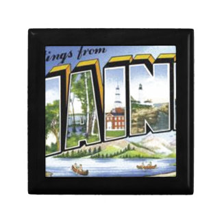 Greetings From Maine Gift Box